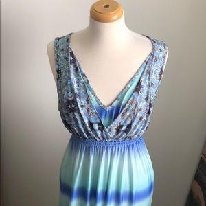 Women's Size M Maxi Beach Dress